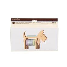 Scotty Dog Washi Tape Dispenser By Recollections